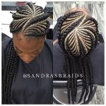 The beauty of fishbone braids 2018