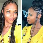 Beading it! And African Hair 2018