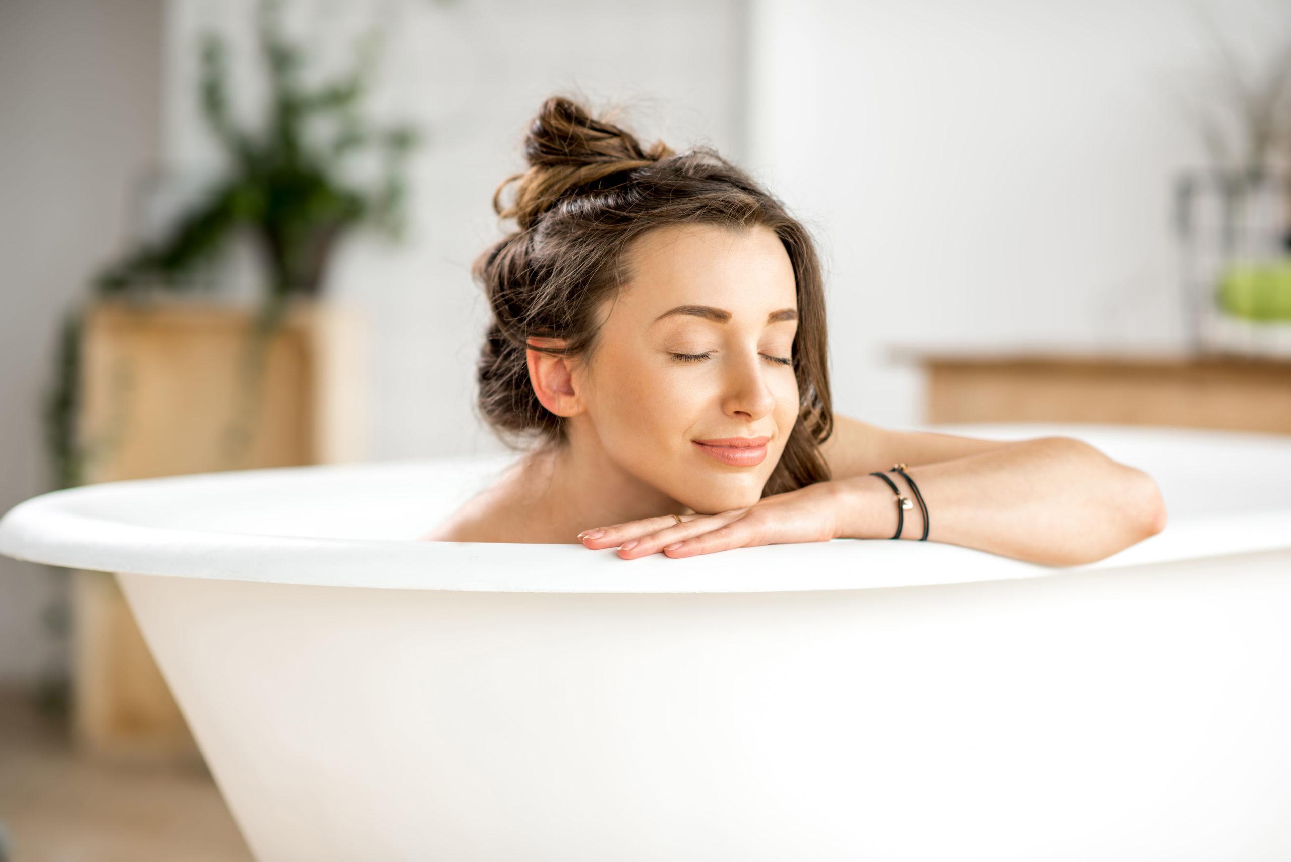 Aus der Badewanne ein Luxus-Spa machen