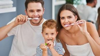 Zahncremes ohne Titandioxid