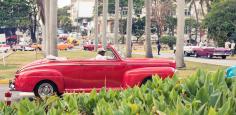 The Chanel Cruise 2016-2017 show in Havana Cuba. Photo, Jake Rosenberg