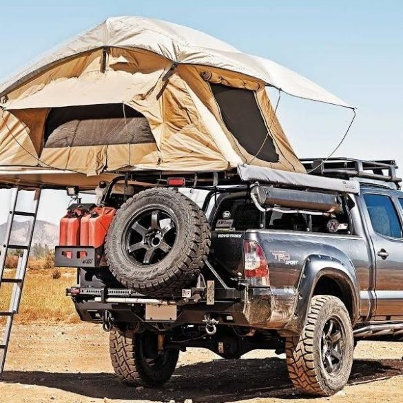 best roof top tents for toyota tacoma