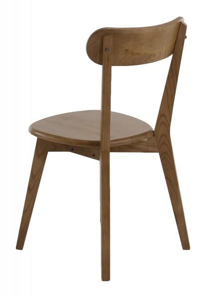 chaise bar intérieur bois massif