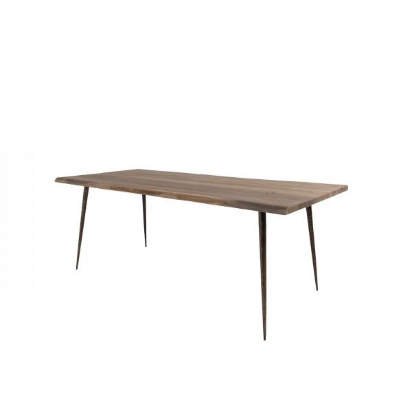table basse acacia moderne
