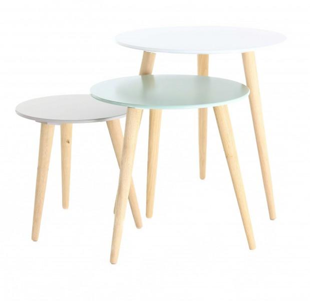 table basse tabgig gris