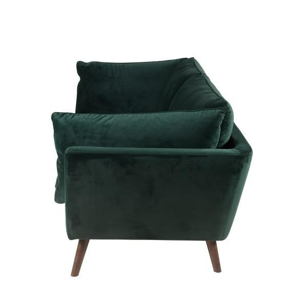 canapé confortable design pieds bois
