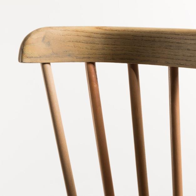 chaise robuste haute qualité bois
