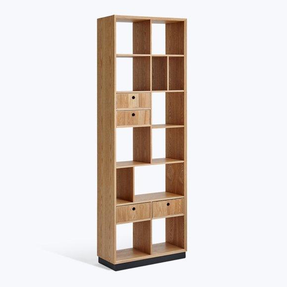 etagere en bois de frêne