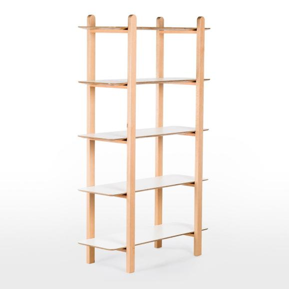 etagere scandinave bois