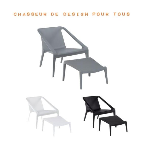 Ensemble de jardin design
