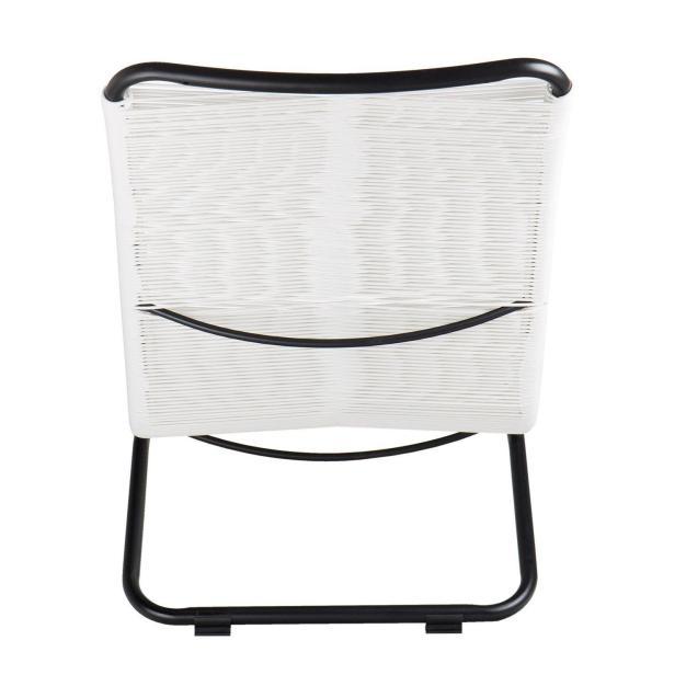 hamac chaise blanche