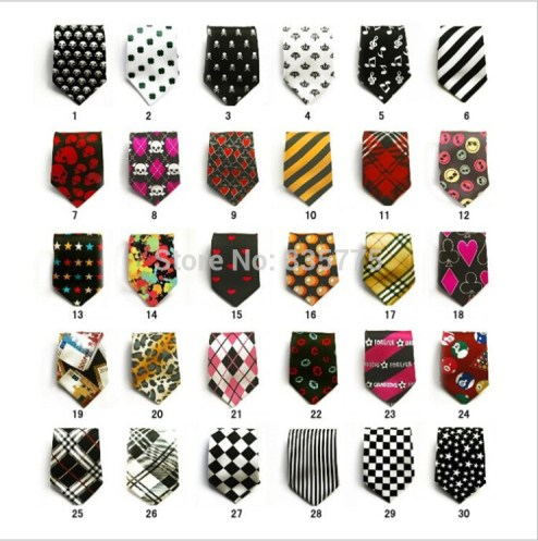 patterned ties aliexpressdotcom