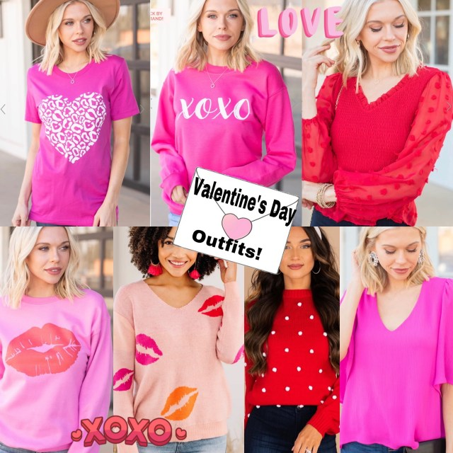 The Cutest Valentine's Day Outfits!