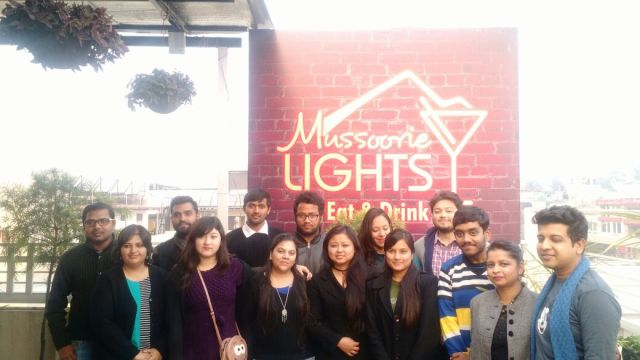 Mussoorie Lights, The Park View Hotel, Rajpur Road, Gandhi Park, Ashtley hall, Dehradun