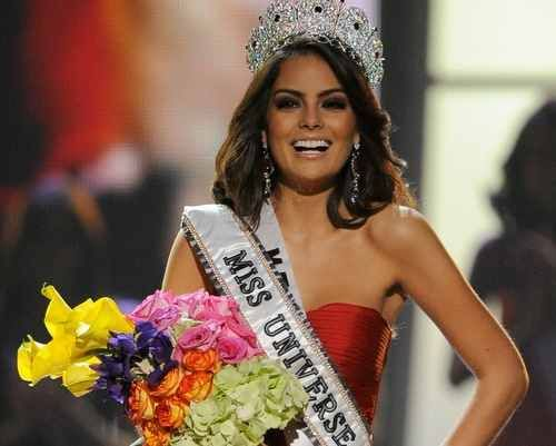 Ximena Navarrete's winning answer