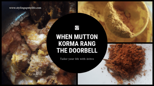 How to make Mutton Korma- Step-by-step