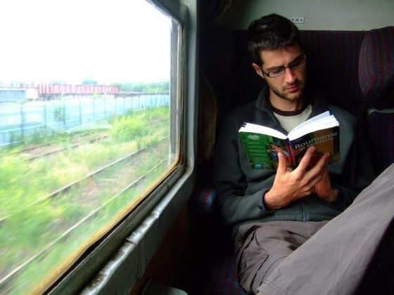 How to Spend Your Spare Time on a Train
