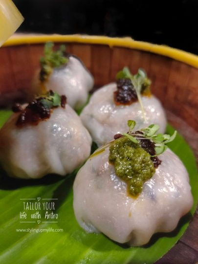 Crystal Dimsum at Unplugged Bar and Tapas