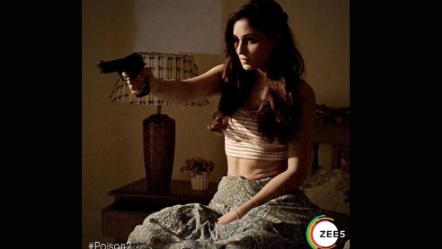Pooja Chopra Poison 2 ZEE5