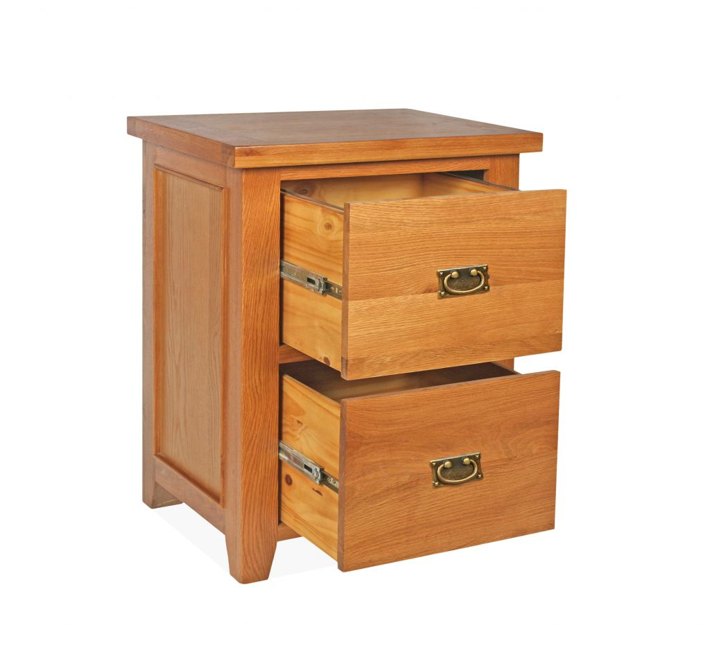 oak kitchen table and chairs colorful cabinets canterbury 2 drawer filing cabinet