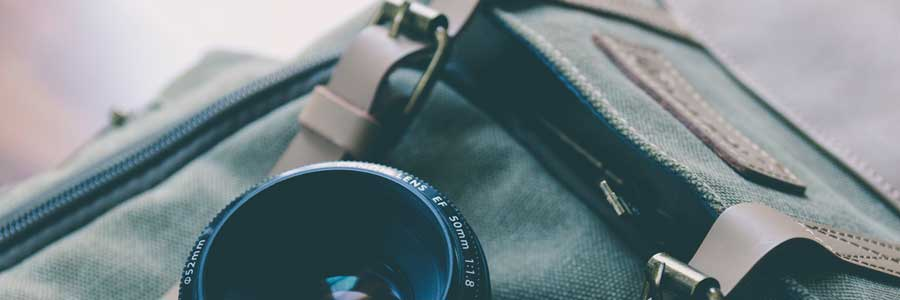 Picking a great backpack for your camera and photography