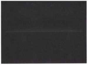 Ebony Black Envelope