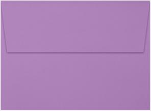 Bright Violet Envelope