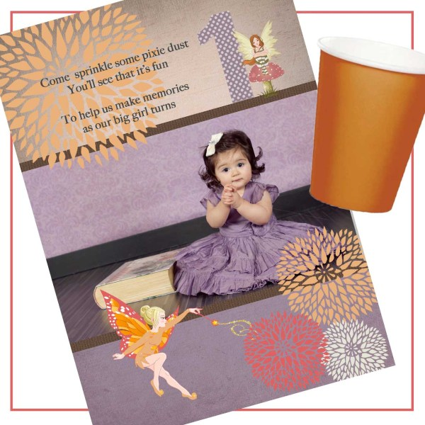 Fairies And Pixie Dust Party