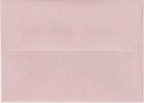 blush cipria pink envelope