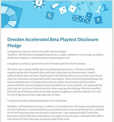 DFRPGA beta two