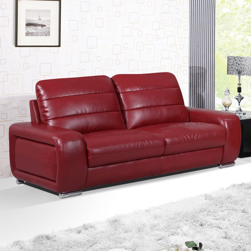 Attractive New Signature Leather Sofas