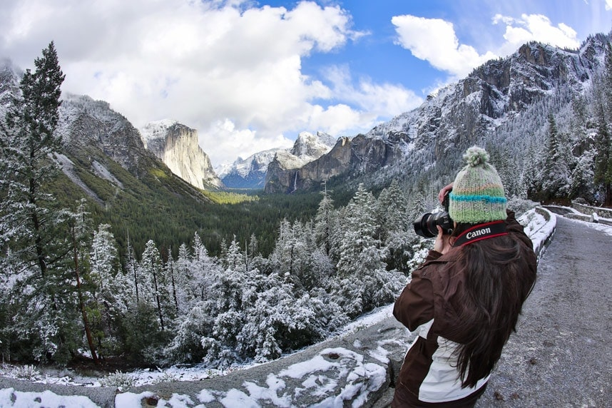 Amazing Photos Of California's Winter