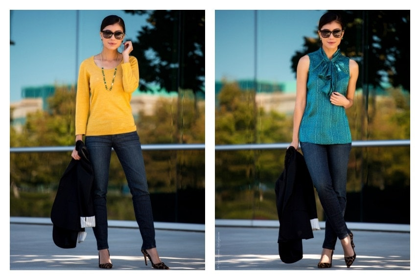 3 Stylish Casual Friday Fall Outfits