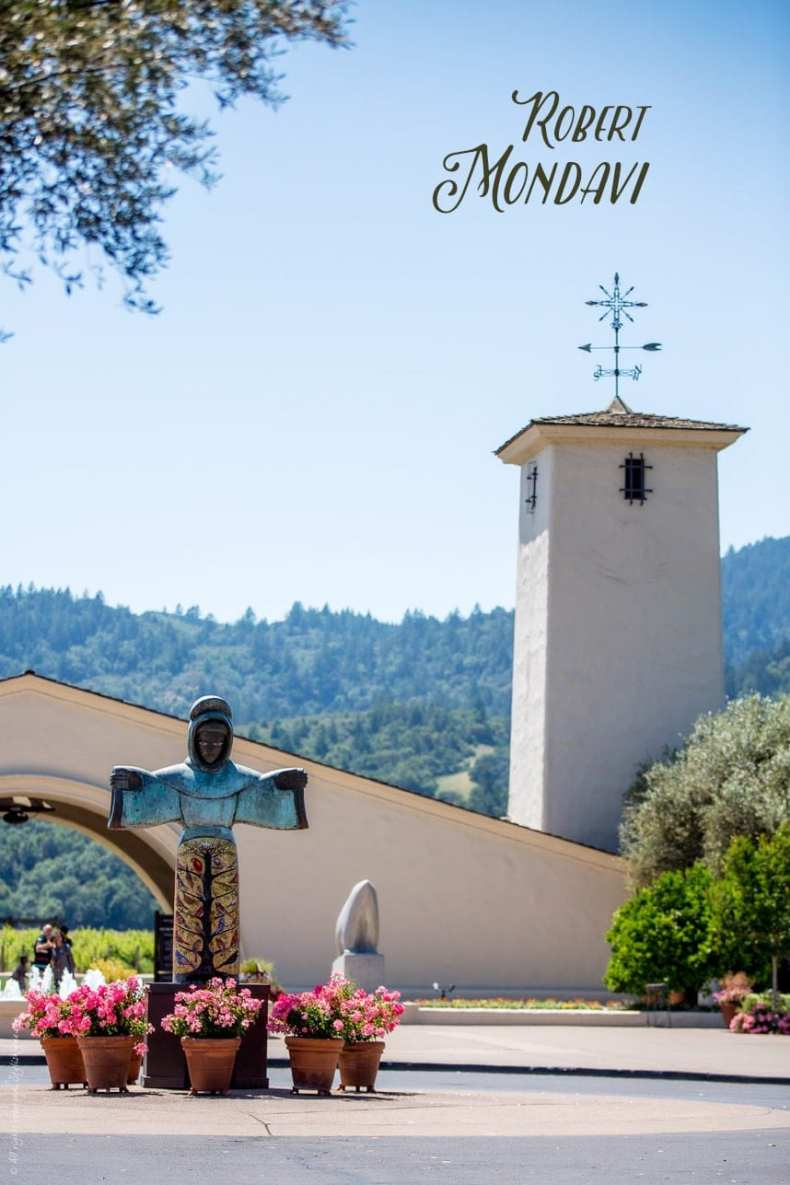 robert mondavi Napa Valley Wineries - The Best Food & Wine In Napa, California