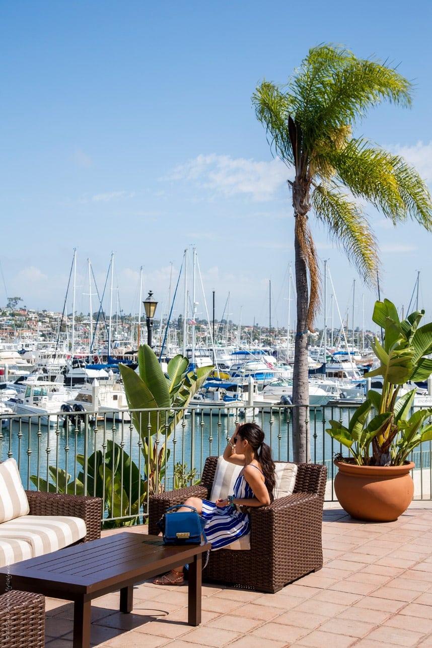 Experience A Better Break The Kona Kai Resort In San Diego