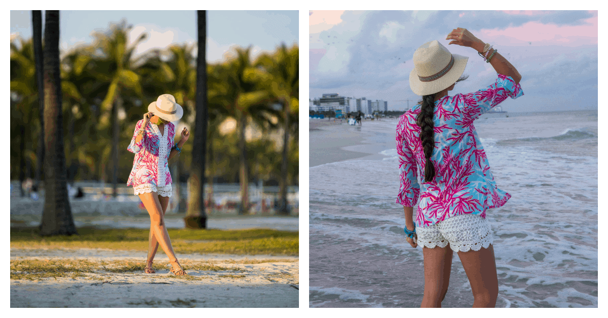 Stylish Beach Attire That You Can Wear On And Off The Beach