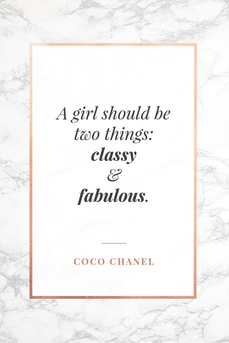 Fashion Phrases : fashion, phrases, Chanel, Quotes, About, Fashion,, Luxury!