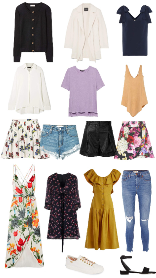 Packing list for China in spring, china spring packing list, what to wear in china spring, what to wear in china in spring, spring in china packing list