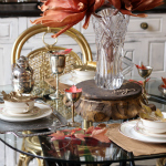Video: Holiday Reveal Table Setting