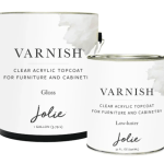 Introducing Jolie Varnish For Furniture and Cabinetry