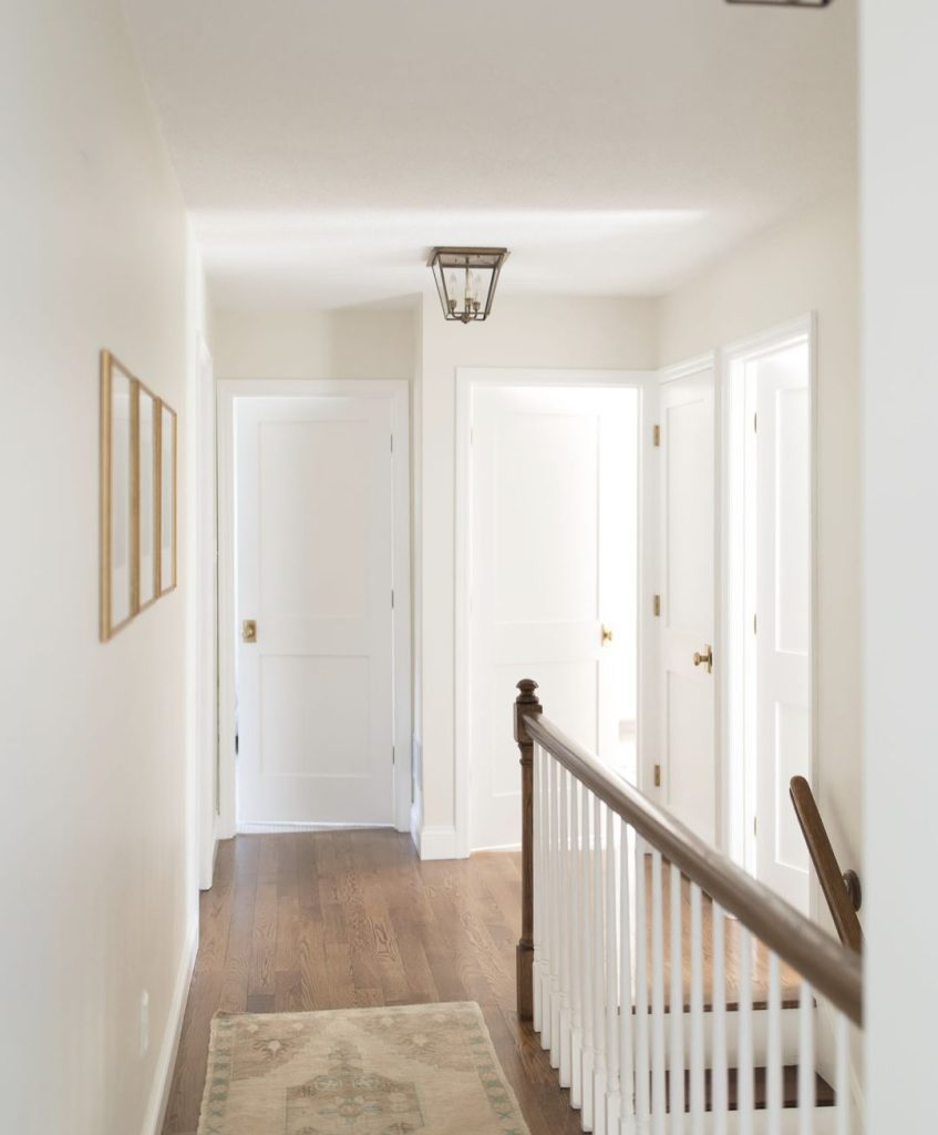 neutral paint color from Benjamin moore