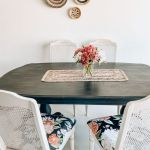 Redo your Kitchen Table with Jolie Paint