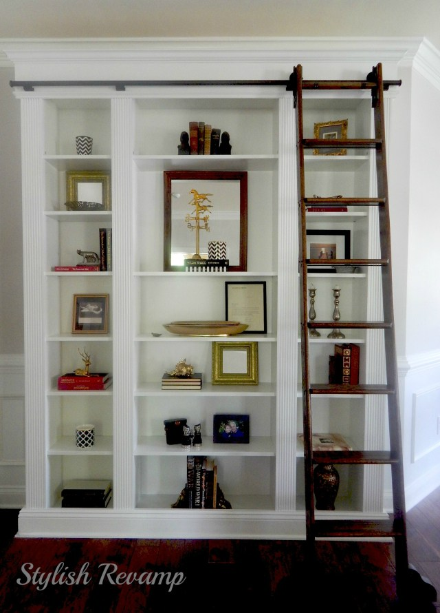 Ikea Billy Bookcase Hack  Stylish Revamp