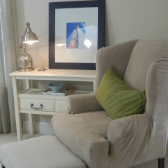 Reading Nook Chair Awesome Office Chairs Home Tour On The Island Master Bedroom Stylish Revamp