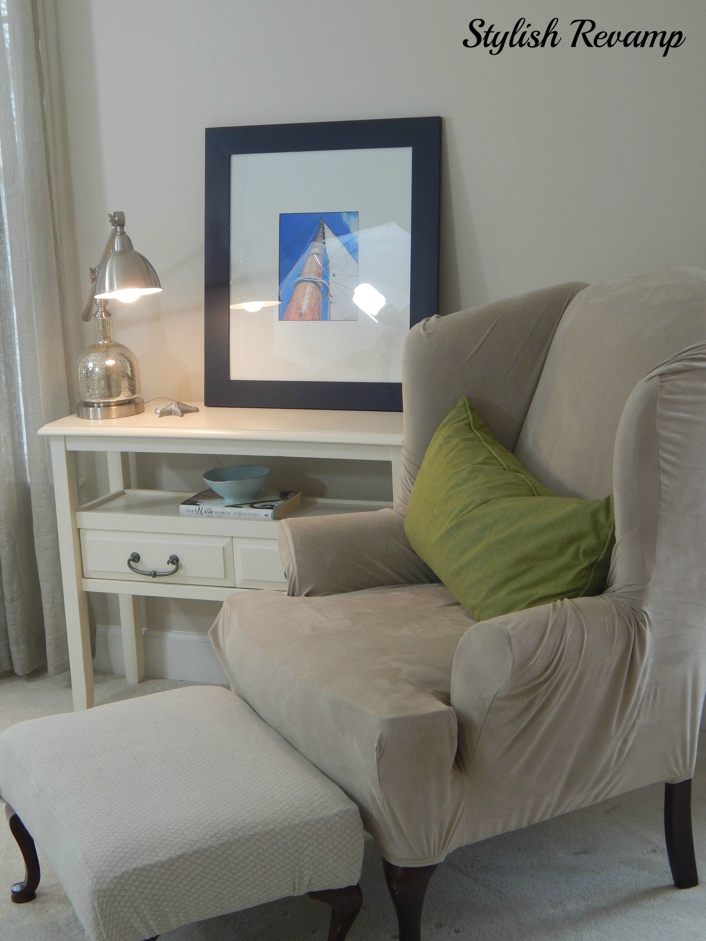 Reading Chair For Bedroom Home Tour On The Island Master Bedroom Stylish Revamp