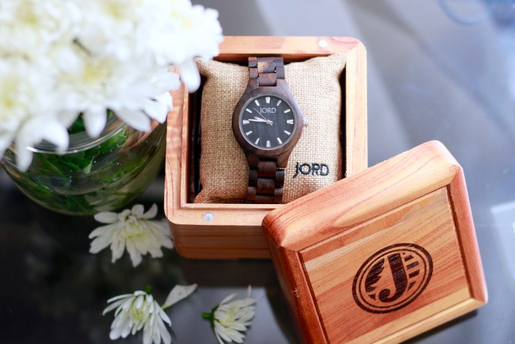 Stylish Sista, Jord Wood Watch, women's watch