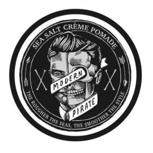 Modern Pirate Sea Salt Creme