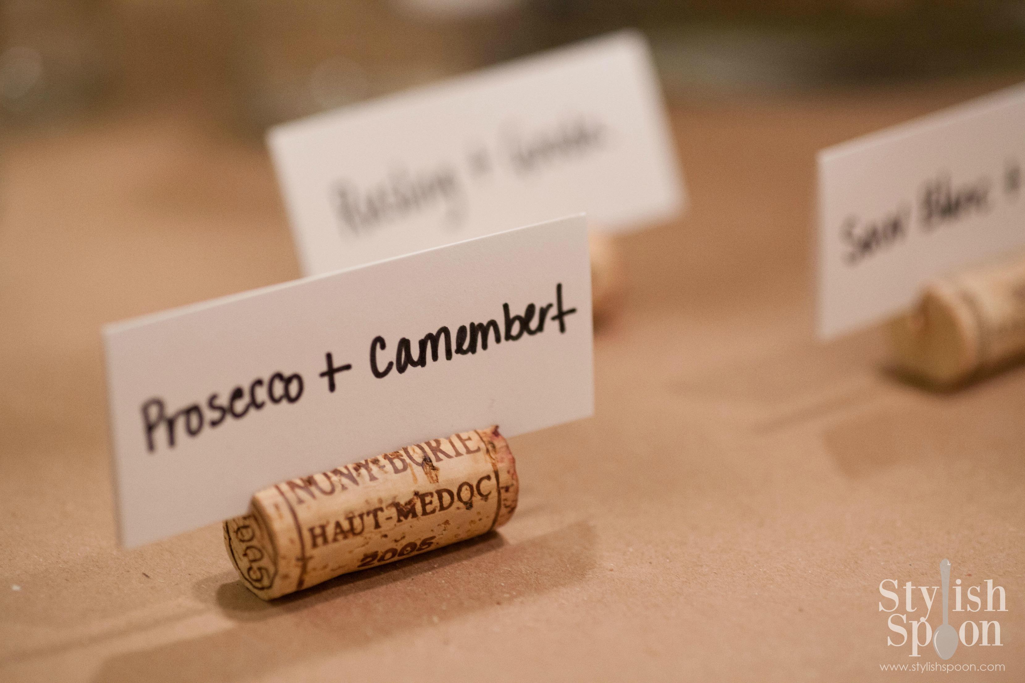 DIY :: Wine Cork Place Card Holders