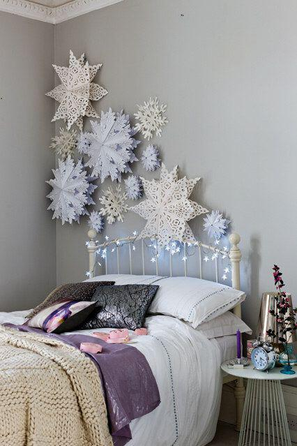 Magical Christmas Decoration Ideas For Your Bedroom Stylishwomenoutfits Com