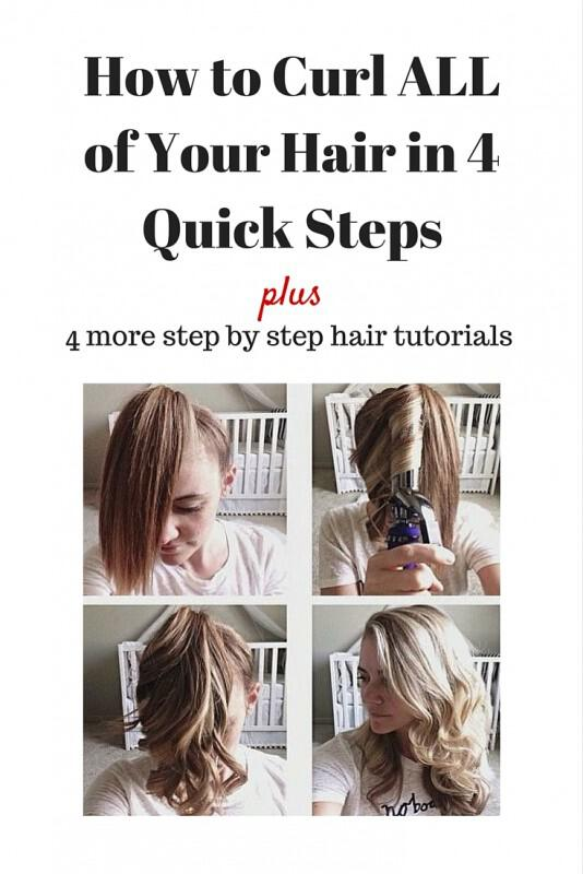 5 Step By Step Romantic Hairstyles Tutorials For Valentine